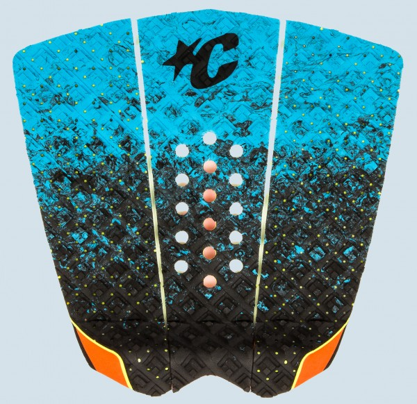 Creatures of Leisure Griffin Colapinto Pad (cyan fade orange)