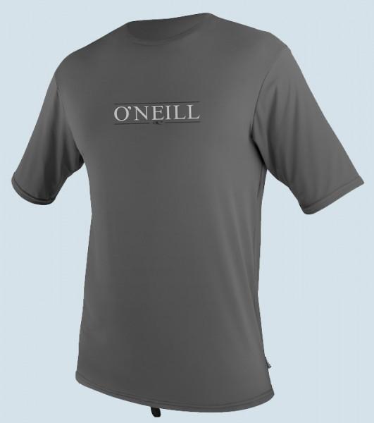 O'Neill S/S Rash Tee (graphite)