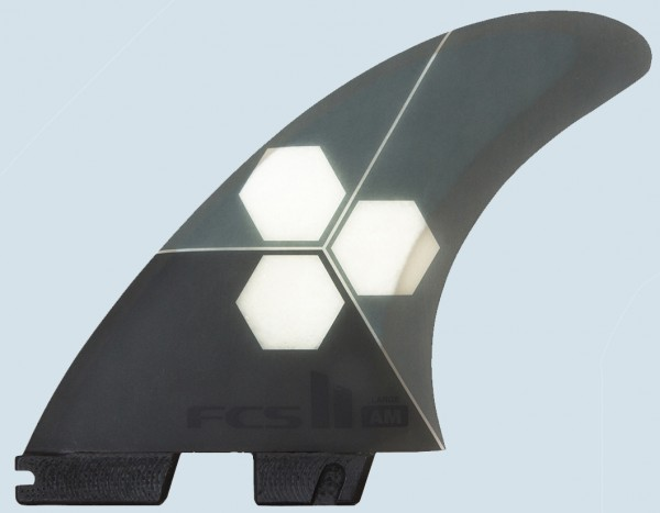 FCS II AM PC Air Core Medium Tri Fin Set