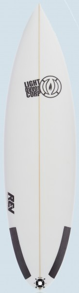 Light REV Five Wide 6'6 (Poly)