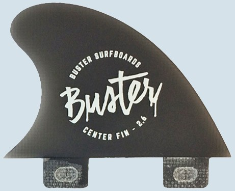 Buster Center Fin 2.6'' (Two Tab)