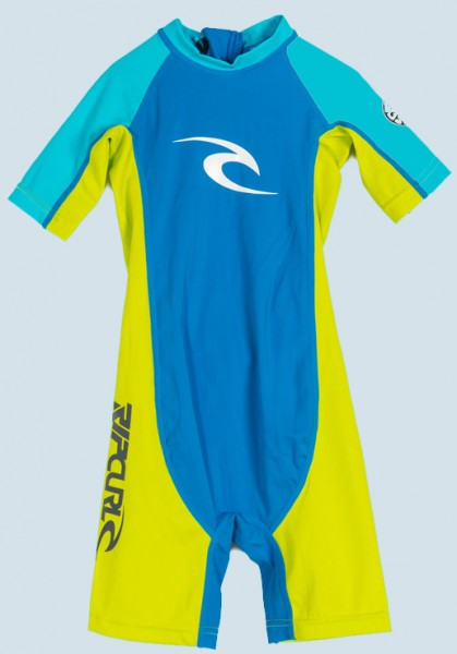 Rip Curl Groms S/S UV Spring (light blue)
