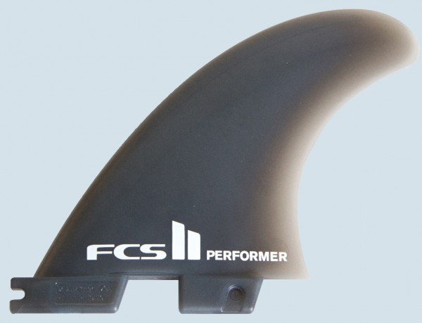 FCS II Performer Soft Flex Medium Tri Fin Set