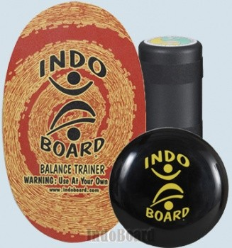 Indo Board Original Orange Trainigspaket