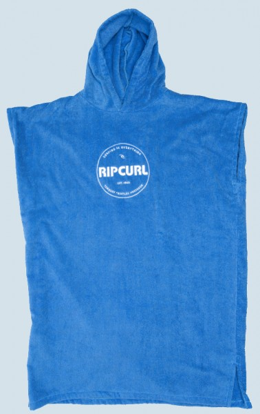 Rip Curl Boy Hooded Towel (french blue)