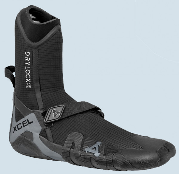 Xcel Drylock TDC 7mm RT Boot