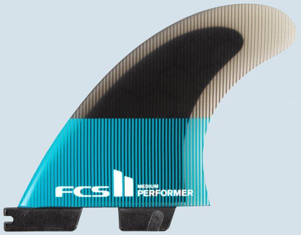 FCS II Performer PC Quad Fin Set
