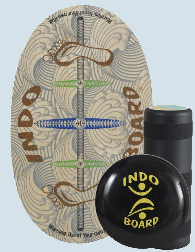Indo Board Original Barefoot Trainingspaket
