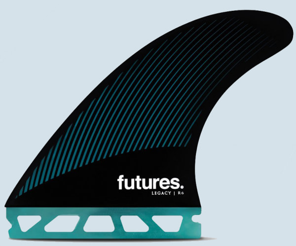 Futures R6 Legacy Honeycomb Tri Fin Set