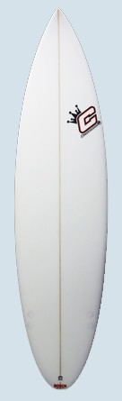 Clayton Clay10 Pro (FCS Thruster)
