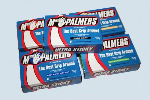 Mrs. Palmers Wax