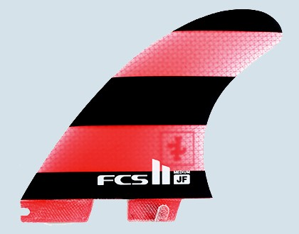 FCS II JF PG Medium Tri Fin Set