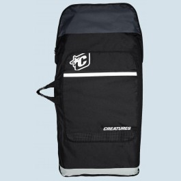 Creatures of Leisure Bodyboard Day Use Boardbag (black/charcoal)
