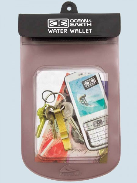 Ocean Earth Water Wallet