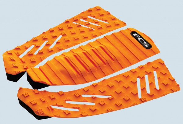 FCS T-5 Traction Pad (orange)