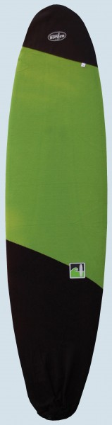 Norden Malibu Boardsock (black-green)