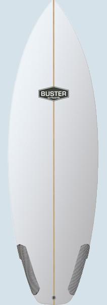 Buster V-Type 5'5'' (Modell 2018)