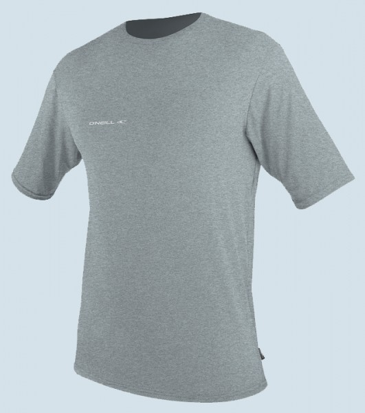 O'Neill Hybrid S/S Surf Tee (cool grey)