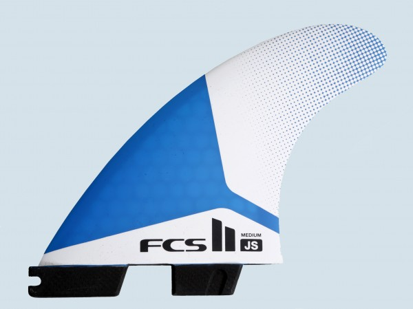 FCS II JS PC Medium Tri Fin Set