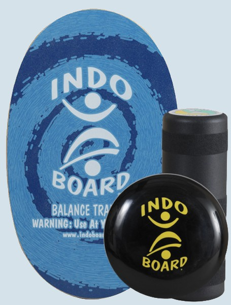 Indo Board Original Blue Trainigspaket