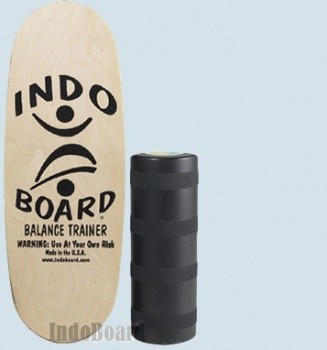 Indo Board Pro Model Clear