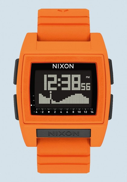 Nixon Base Tide Pro (dark orange)