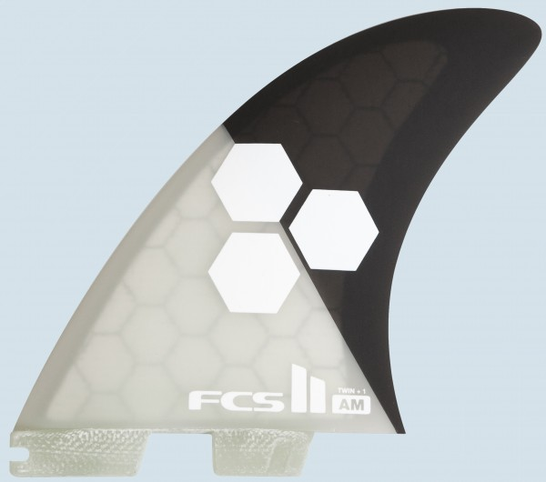 FCS II AM Twin +1 PC Tri Fin Set