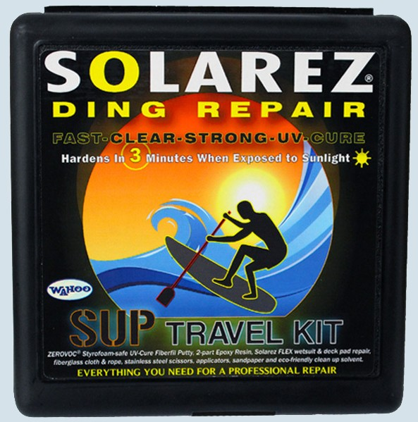 Solarez Pro Travel Kit Epoxy