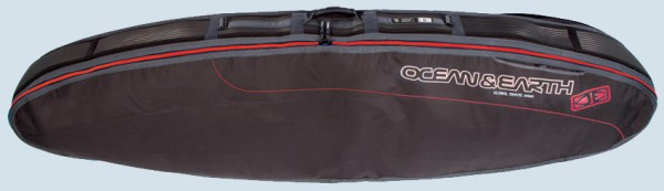 Ocean Earth Triple Compact Shortboard Cover