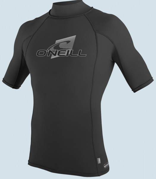 O'neill Turtleneck S/S Lycra (black)