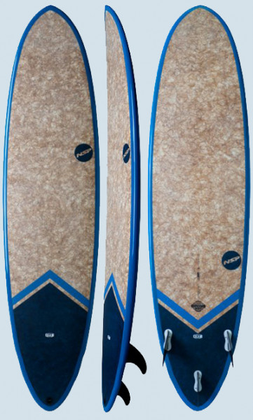NSP Coco Mat Dream Rider 7'2""