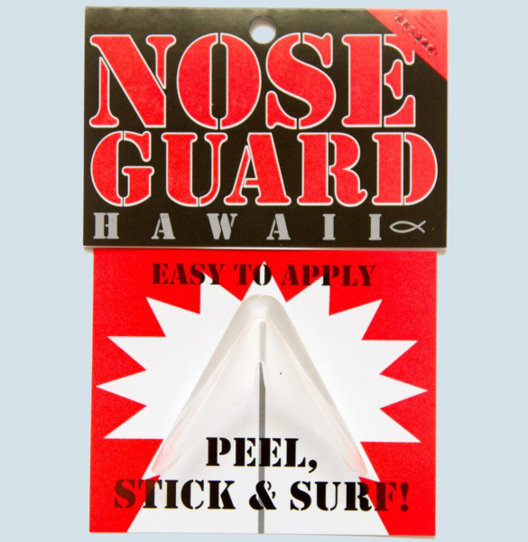 Surfco Hawaii Nose Guard Kit (clear)