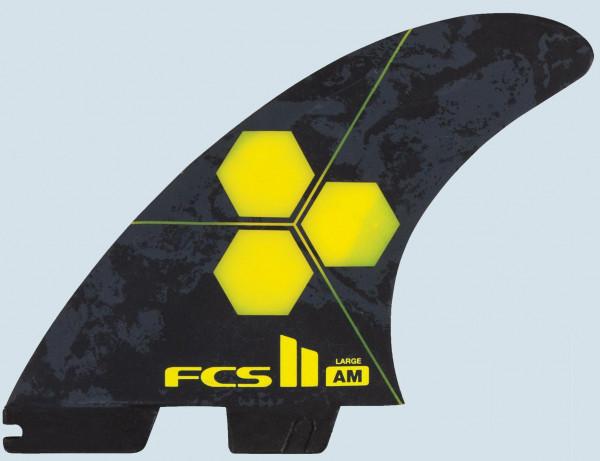 FCS II AM PC Large Tri Fin Set