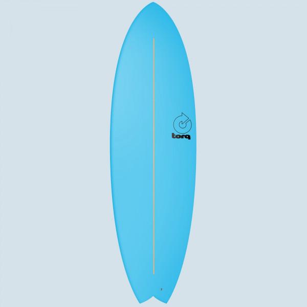 Torq Softboard Mod Fish (Blue)